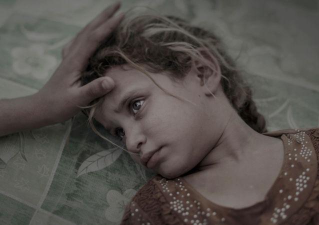 Zdjęcie Co pozostało po ISIS. Autor: Magnus Wennman. Pierwsze miejsce w kategorii Ludzie - zdjęcie pojedyncze.