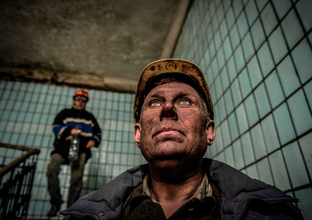 Donieccy górnicy
