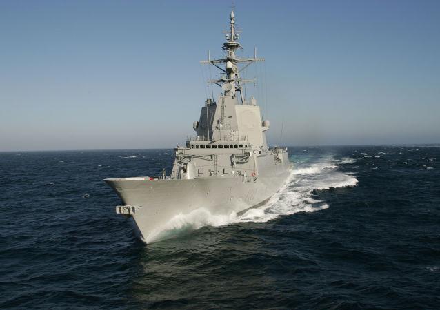 "Hiszpańska fregata ""Admirał Juan de Borbón"""