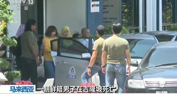 Kim Dzong Nam został zaatakowany i otruty na lotnisku w Kuala Lumpur