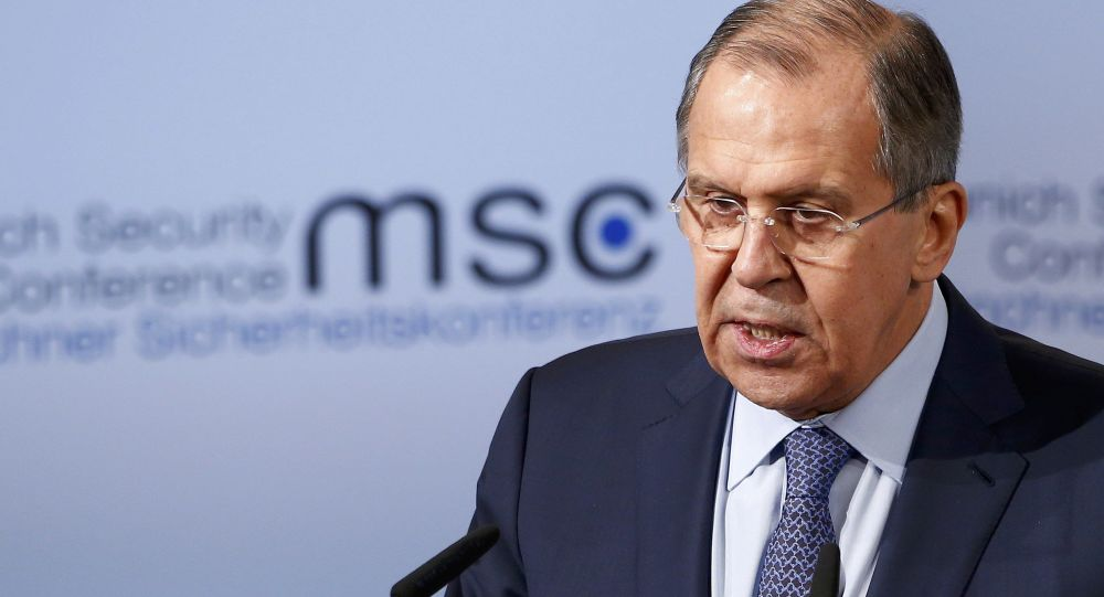 Siergiej Ławrow na Monachijskiej Konferencji Polityki Bezpieczeństwa