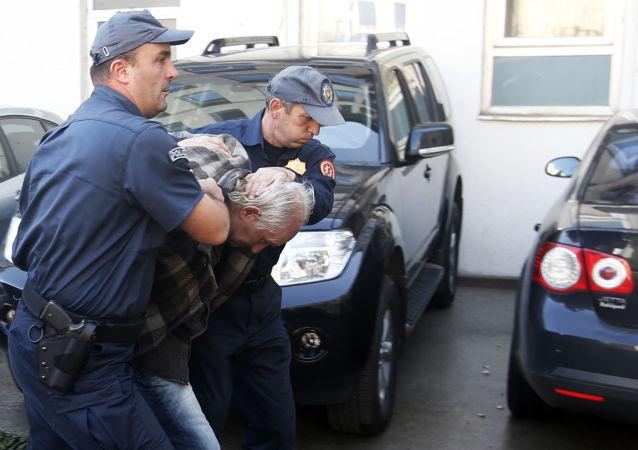 Podejrzany o przygotowanie ataku terrorystycznego i zamachu stanu w Czarnogórze