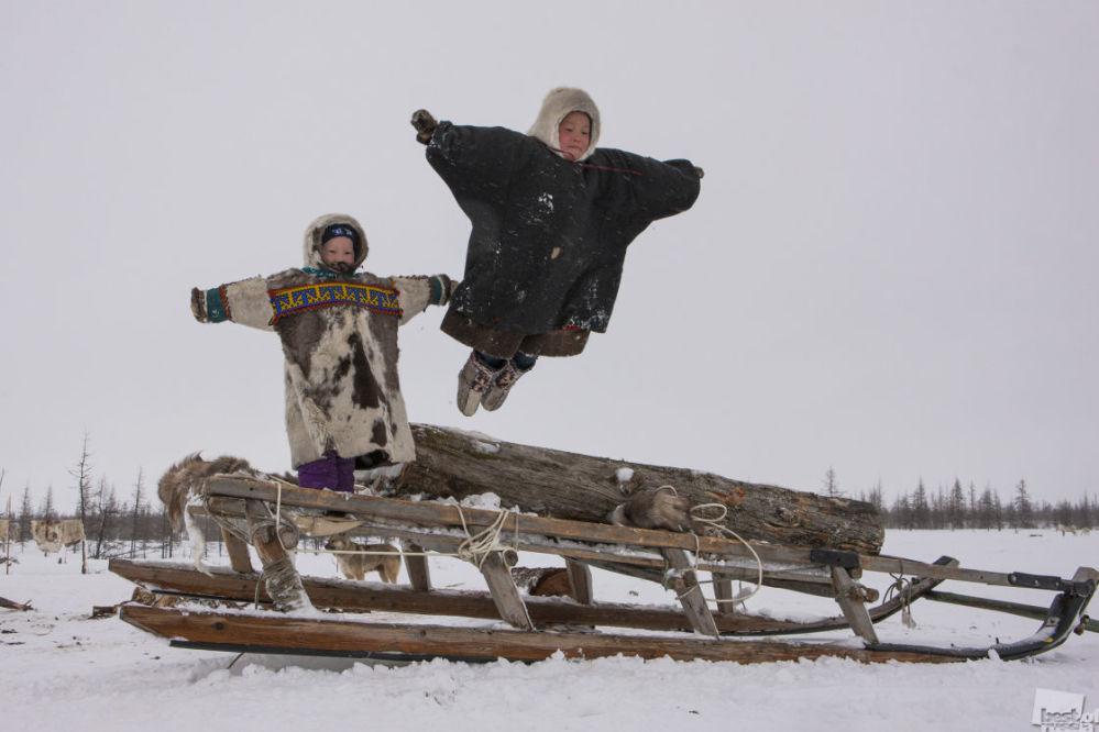Zdjęcie Lot kuropatwy. Autor: Aleksandr Romanow. Kategoria: Ludzie. Wydarzenia. Codzienne życie