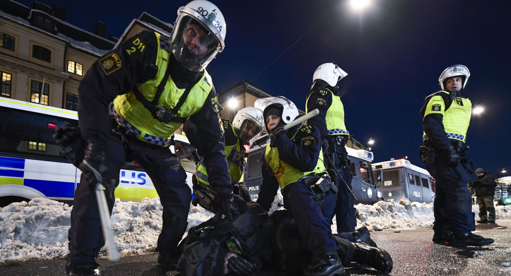 Sztokholmska policja