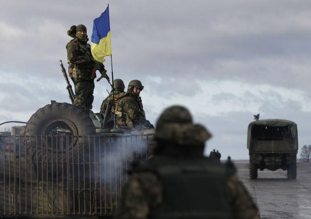 Konflikt na południowym wschodzie Ukrainy