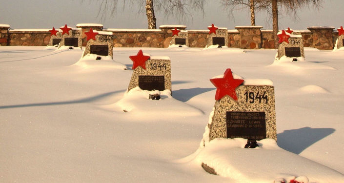 Cmentarz żołnierzy radzieckich w Milejczycach