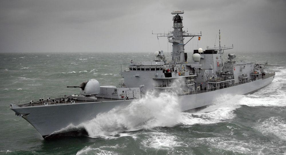 Fregata typu 26 Kent królewskiej brytyjskiej marynarki wojennej