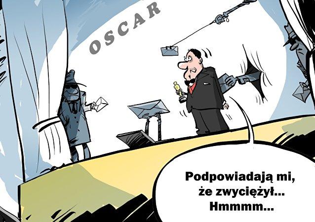 Czy Rosja rozdaje Oscary?
