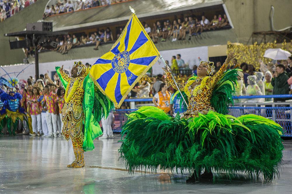 Najlepsze zdjęcia z Karnawału w Rio w 2017 roku