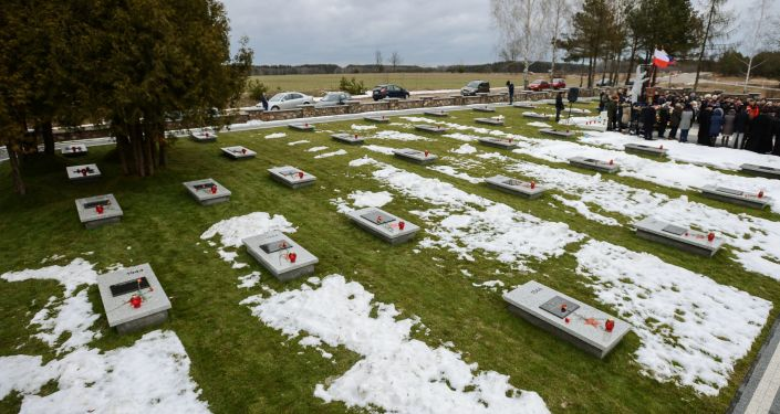 Cmentarz żołnierzy Armii Czerwonej w Polsce