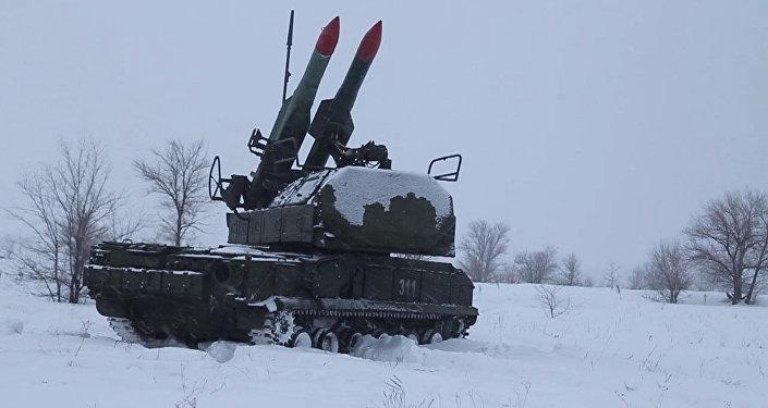 """Postawione w stan gotowości wojska obrony przeciwlotniczej """"zlikwidowały cele wroga"""""""