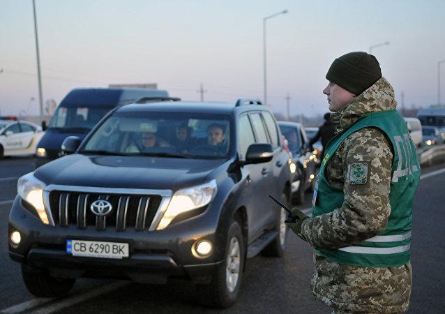 Polsko-ukraińskie przejście graniczne, obwód lwowski