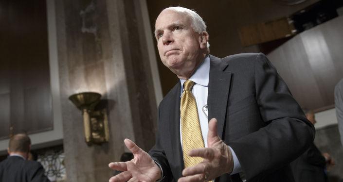 Amerykański senator John McCain