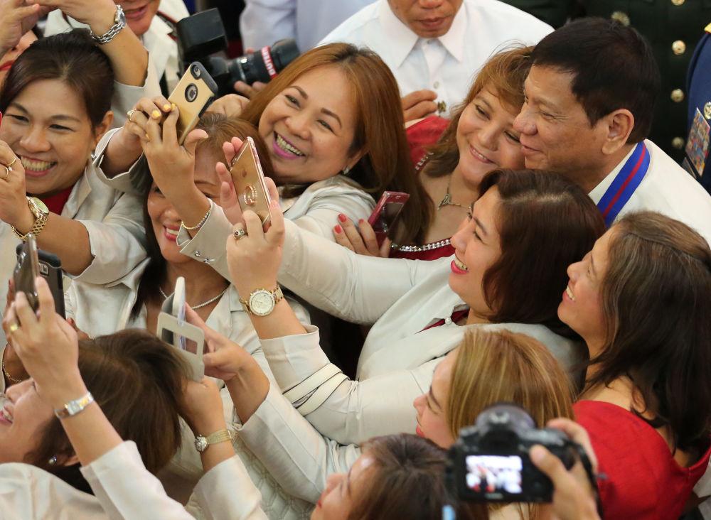 Fotogeniczni światowi liderzy