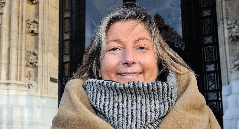 Burmistrz Calais Natasha Bouchard