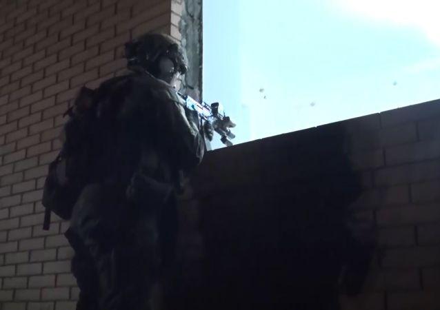 Operacja specjalna w Dagestanie