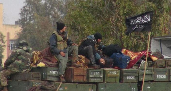Dżabhat an-Nusra w Syrii