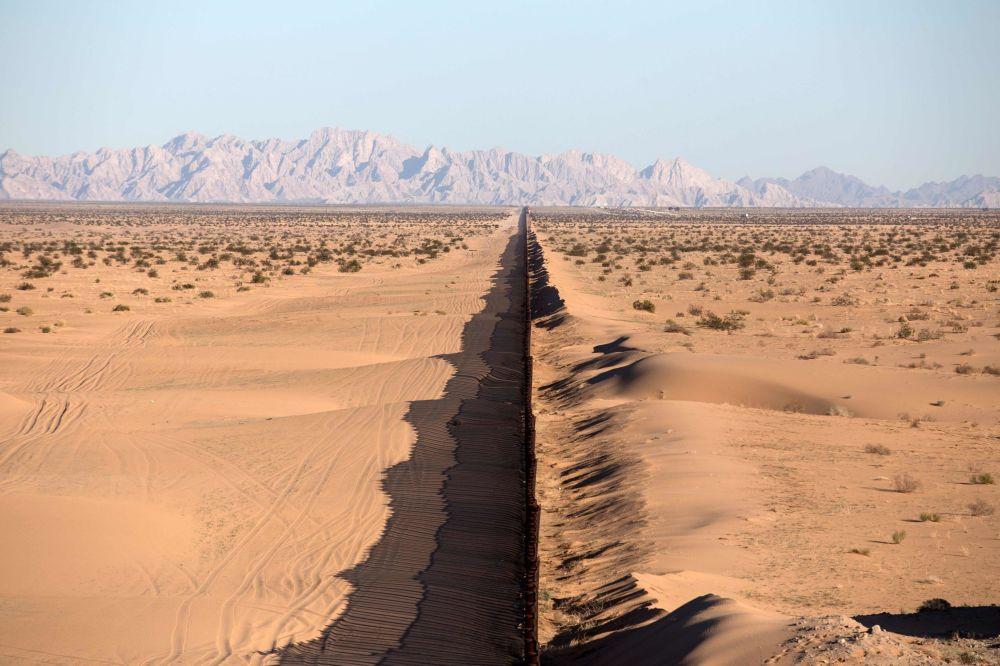 Granica amerykańsko-meksykańska