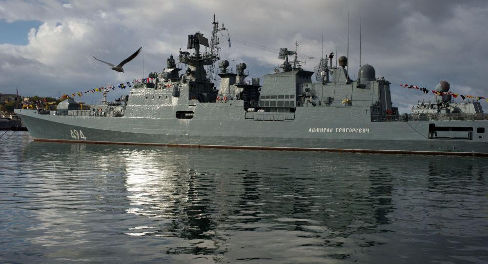 Admirał Grigorowicz