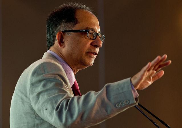 Główny ekonomista Banku Światowego Kaushik Basu