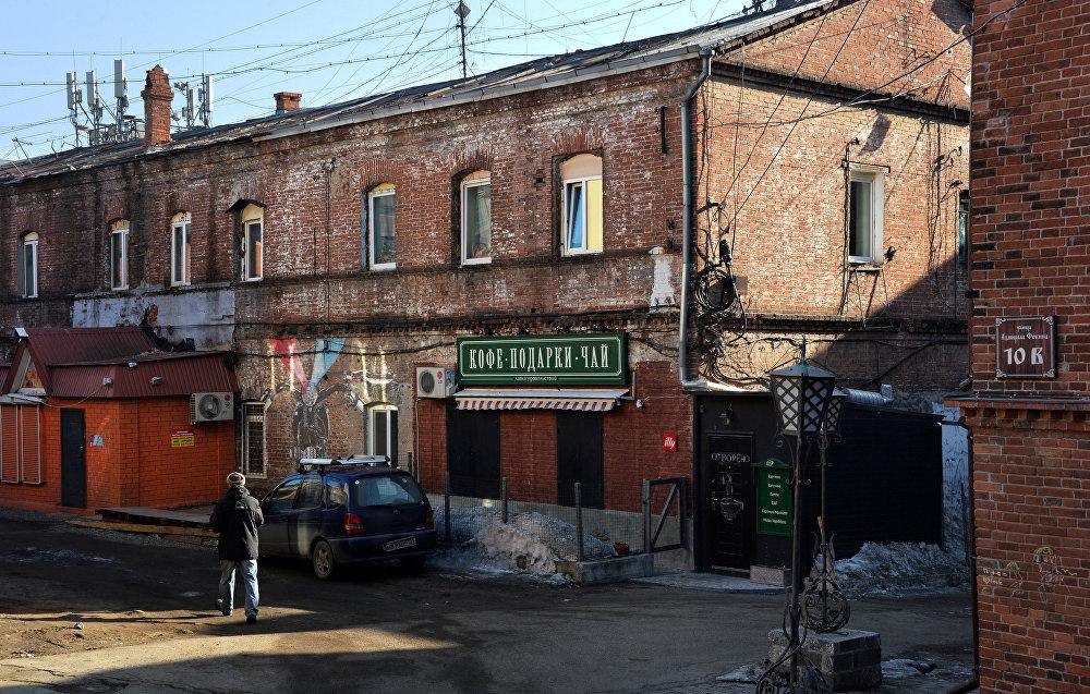 Mieszkańcy Władywostoku nazywają starą dzielnicę miasta Milionka lub Chinatown. Było to jedno z najbardziej egzotycznych i rozrywkowych miejsc w starym Władywostoku pod koniec XIX i w pierwszej połowie XX wieku.