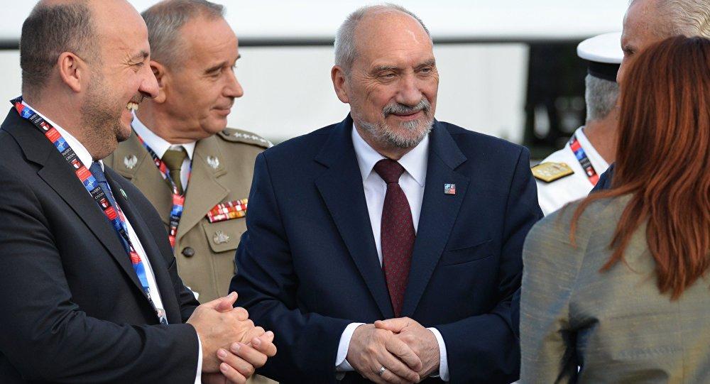 Szczyt NATO w Warszawie, Antoni Macierewicz