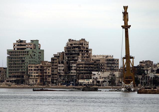 Benghazi , Libia