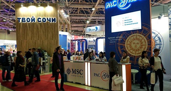 Stoiska rosyjskich regionów cieszą się niezmiennym popytem
