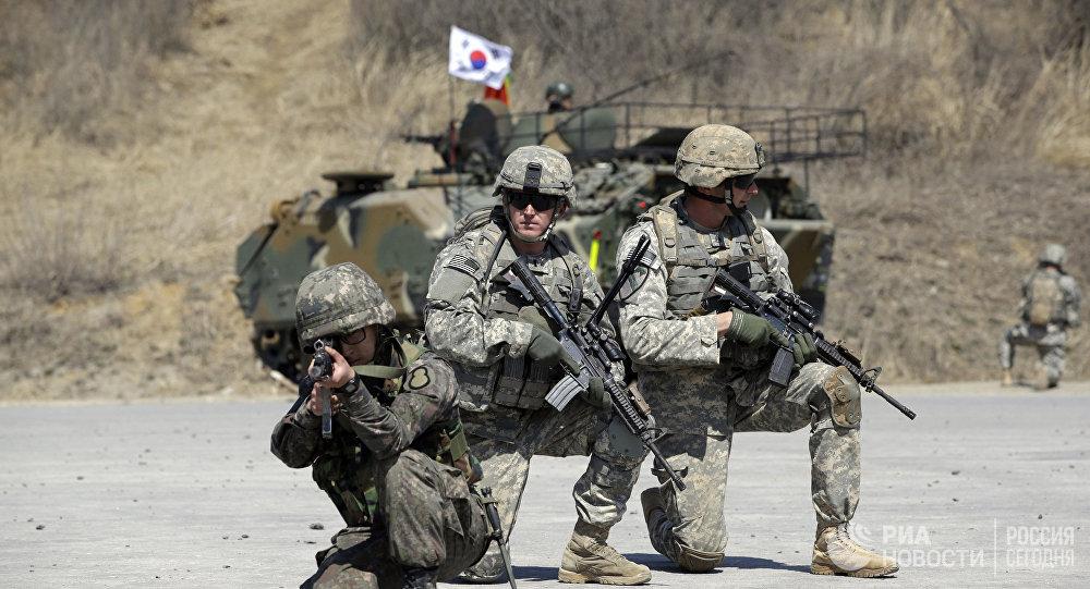 Waszyngton nie wyklucza użycia wojska przeciwko KRLD, jeśli będzie ona zagrażać Korei Południowej i stacjonującym tam amerykańskim żołnierzom