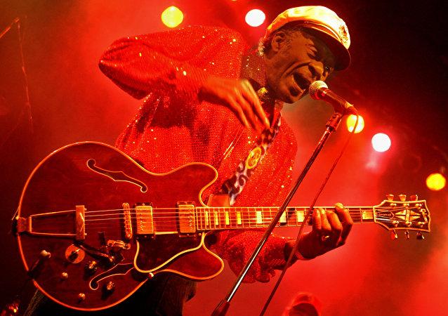 Legenda rock'n'rolla Chuck Berry