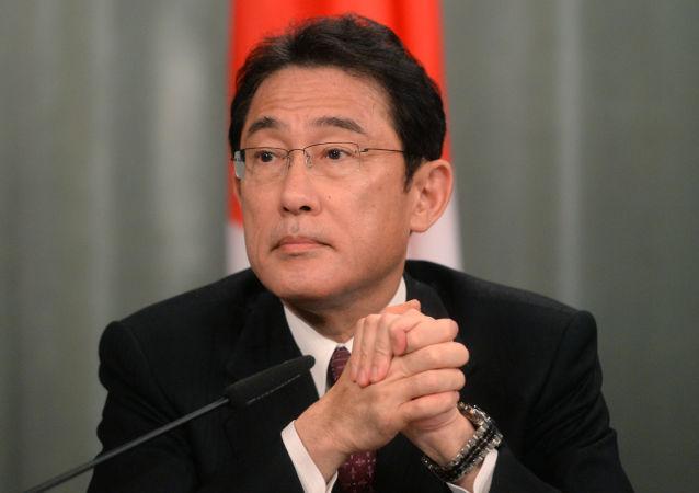 Szef MSZ Japonii Fumio Kishida