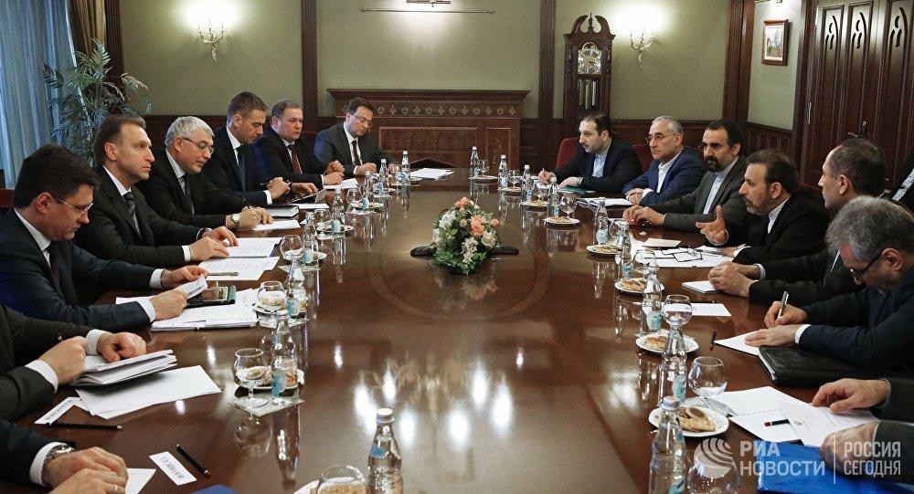 Rosja i Iran 13 marca negocjowały  umowy na łączną kwotę około 10 mld dol.