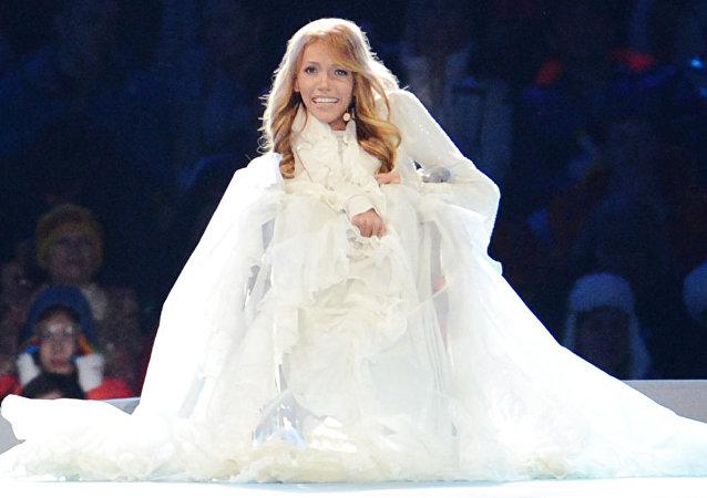 Julia Samojłowa na XI Igrzyskach Olimpijskich w Soczi