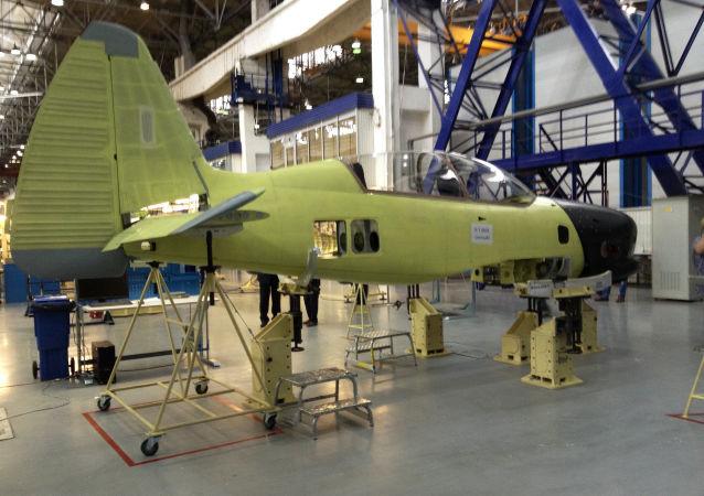 Samolot Jak-152