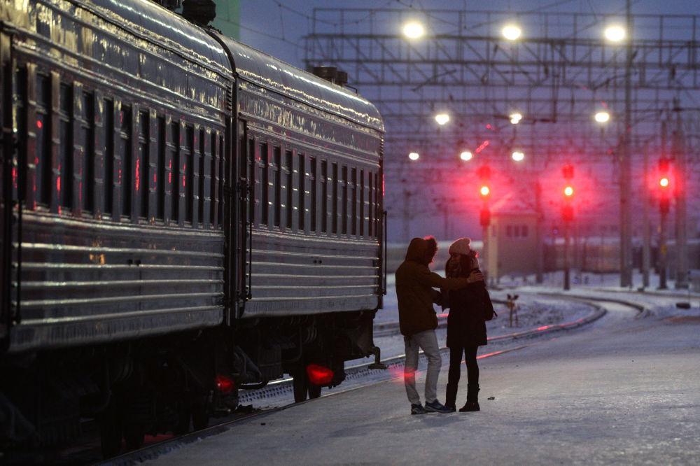 Ekscytująca podróż Koleją Transsyberyjską