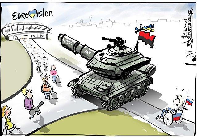 Eurowizja kontrolowana