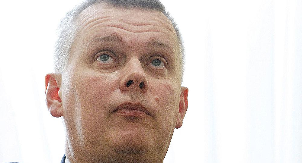 Wicepremier i minister obrony narodowej Polski Tomasz Siemoniak
