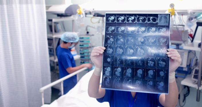 Tomograf medyczny