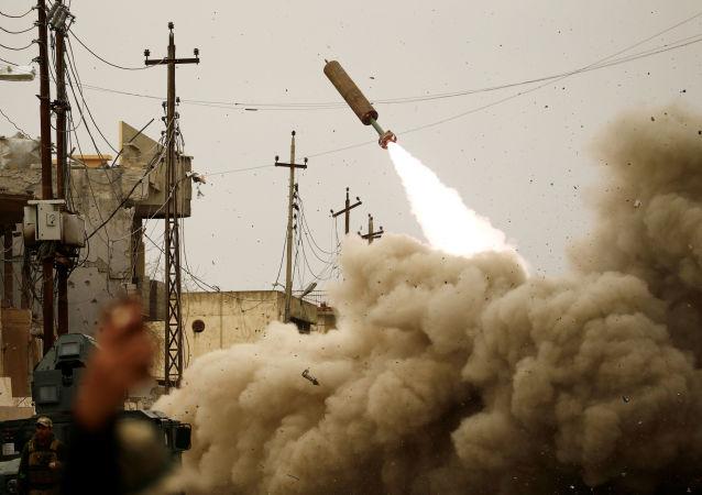 Walka z bojownikami PI w Mosulu