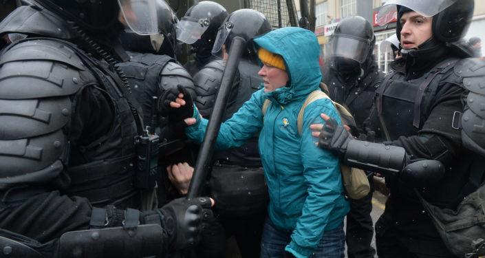 Podatek od pasożytnictwa wywołał jedne z zakrojonych na największą skalę protestów w historii Białorusi