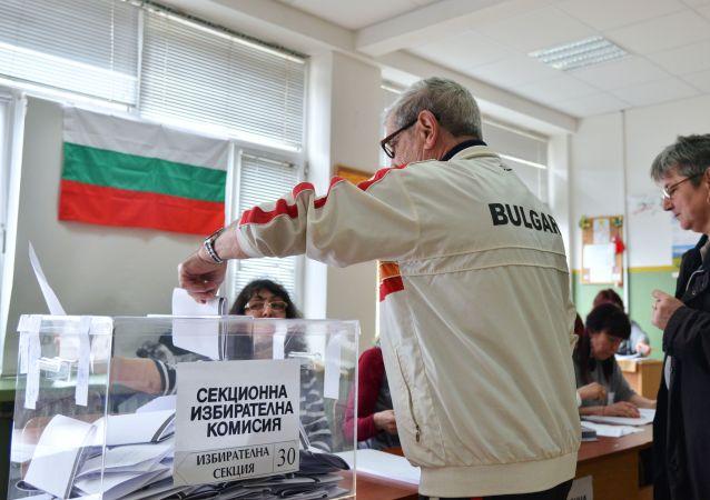 Przedterminowe wybory parlamentarne w Bułgarii