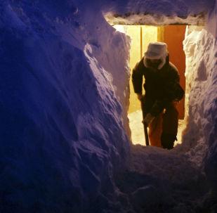 Arktyczna stacja polarna