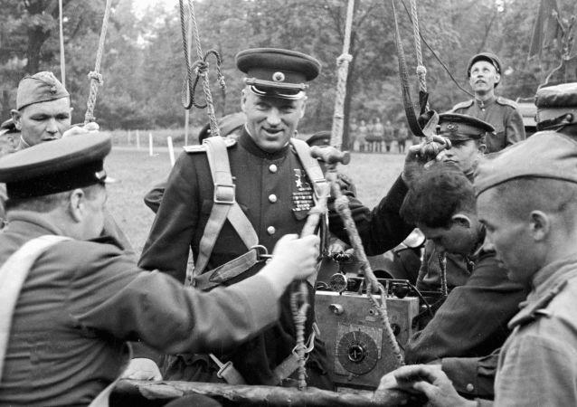 Marszałek Związku Radzieckiego Konstanty Rokossowski