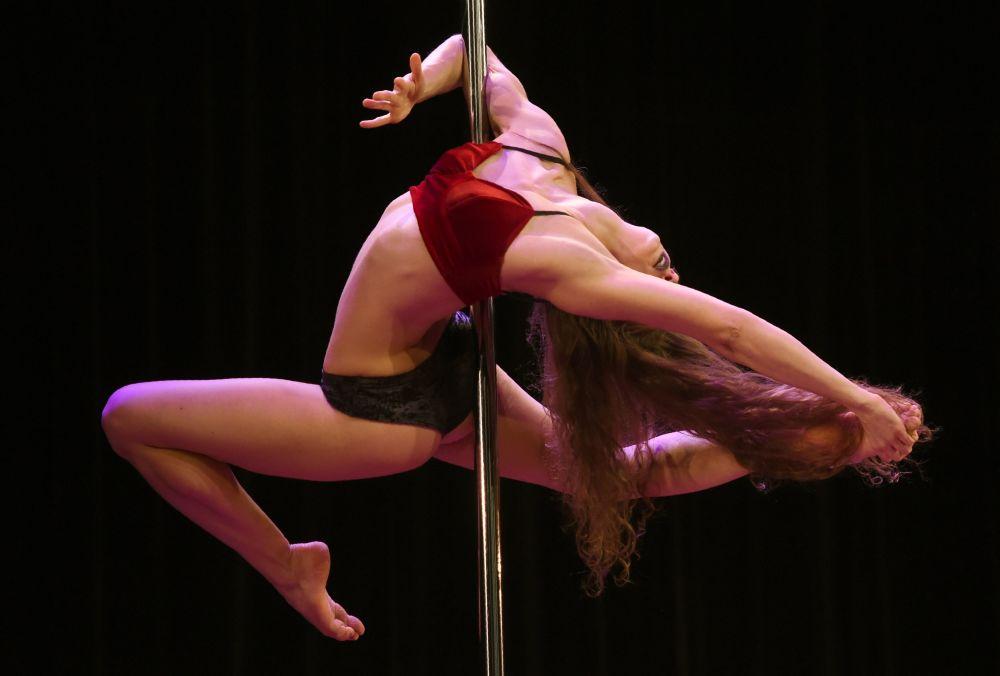 Zawody Pole Dance w Stanach Zjednoczonych