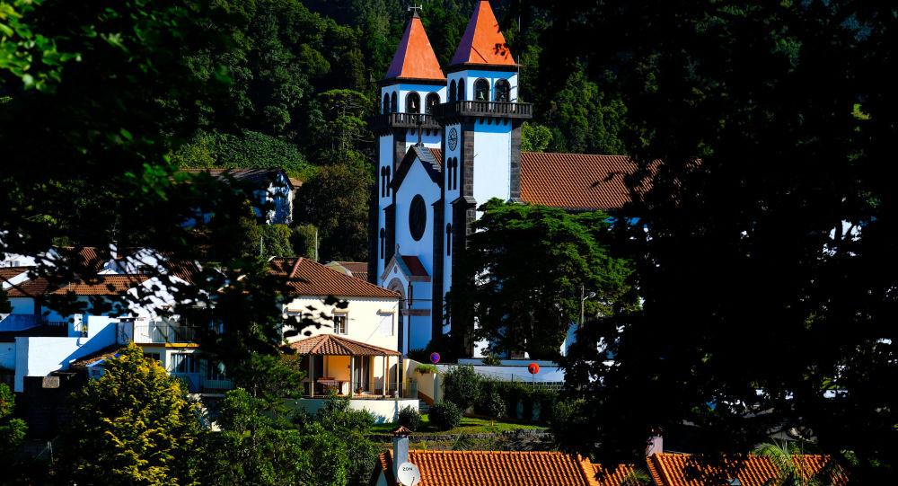 Wyspa São Miguel