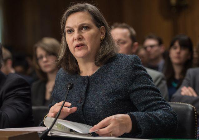 Asystent sekretarza stanu USA Victoria Nuland