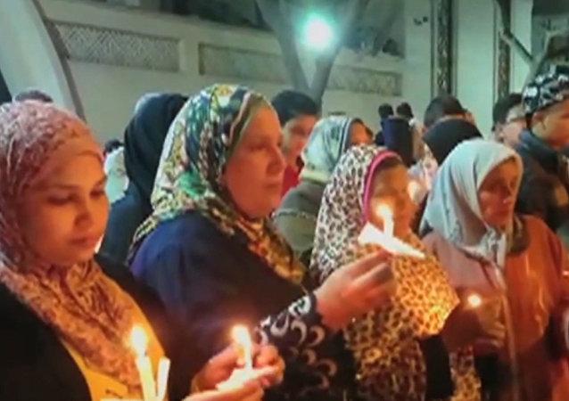 Zamach w Egipcie zjednoczył w bólu muzułmanów i chrześcijan