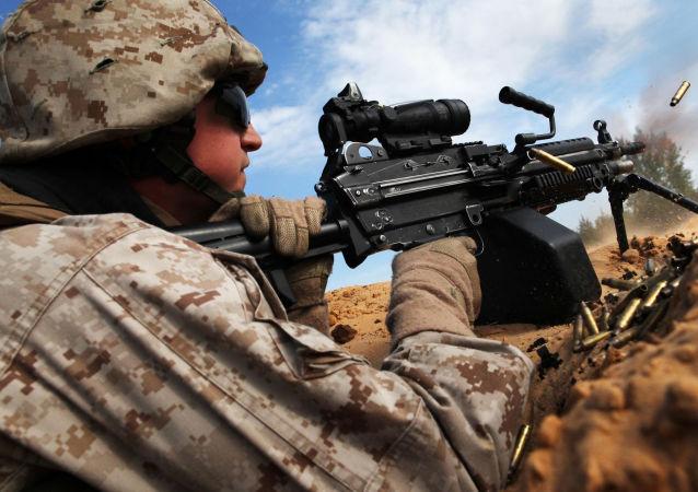 Trzech amerykańskich żołnierzy zatruło się w trakcie ćwiczeń wojskowych na poliginie w Adaži na Łotwie