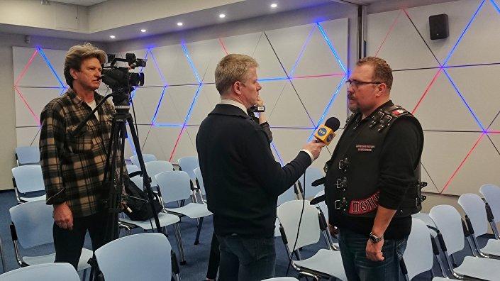 Wywiad z Dariuszem Kaczmarczykiem dla TVN