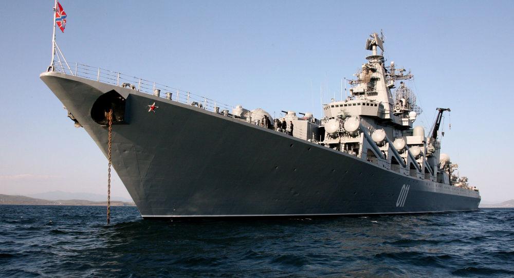 Gwardyjski krążownik rakietowy Wariag